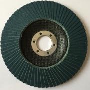 Круг лепестковый торцевой Р80 125х22