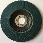 Круг лепестковый торцевой Р120 125х22