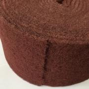 Шлифовальный материал на нетканой основе 115х1000мм VF (красный)