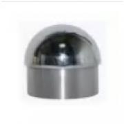 Заглушка внутренняя сферическая для стойки Ø38